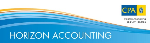 Horizon Accounting 3